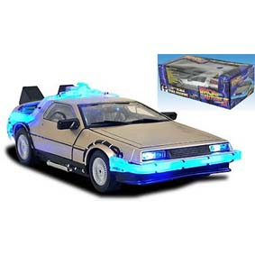 Delorean De Volta Para o Futuro Parte 2 (Back to the Future II) da Diamond 1/15