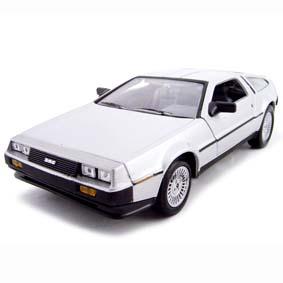 DeLorean DMC-12 (De Volta Para o Futuro)