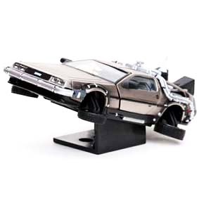 Delorean DMC12 De Volta Para o Futuro 2 (Back to the Future II) Vitesse escala 1/43