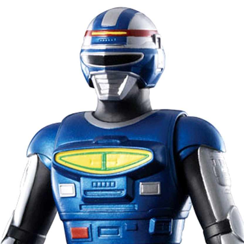 Detetive Espacial Shaider (Dai Sawamura) Policiais do Espaço - Bandai action figure