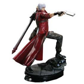 Devil May Cry 3 Dante Artfx Statue