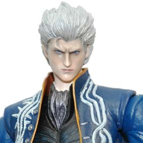 Devil May Cry 3 Play Arts Kai Y Vergil Square Enix Action Figure