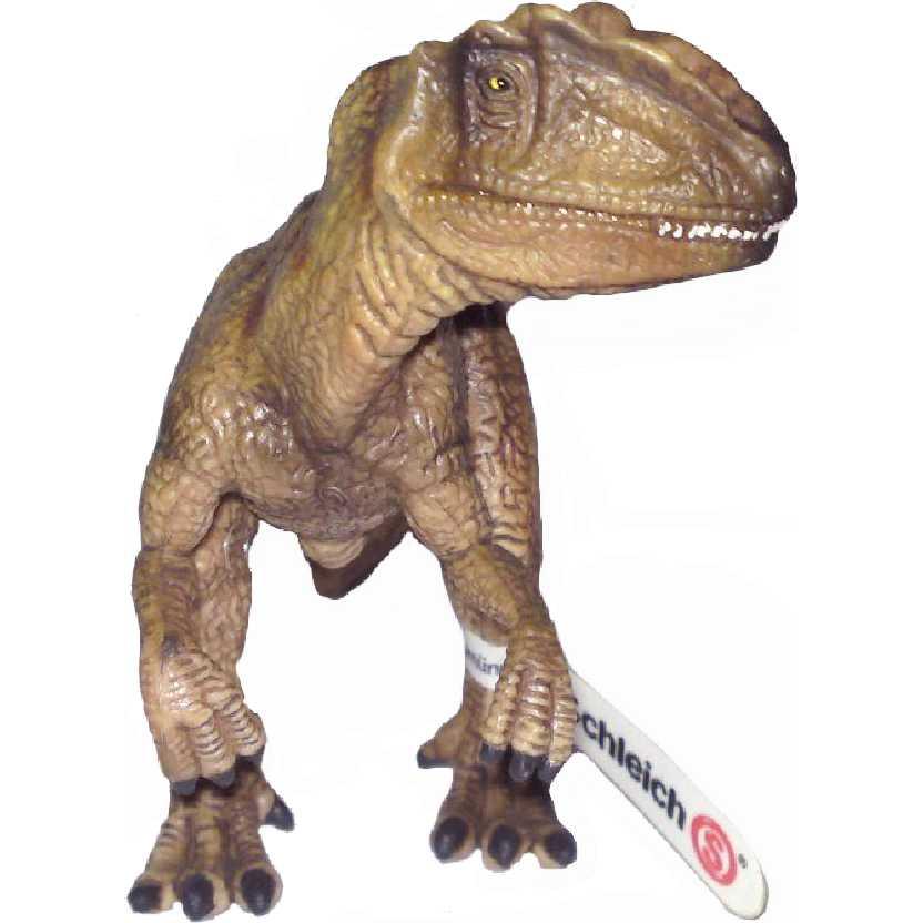 Dinossauro Alossauro 14512 marca Schleich Allosaurus Dinosaur