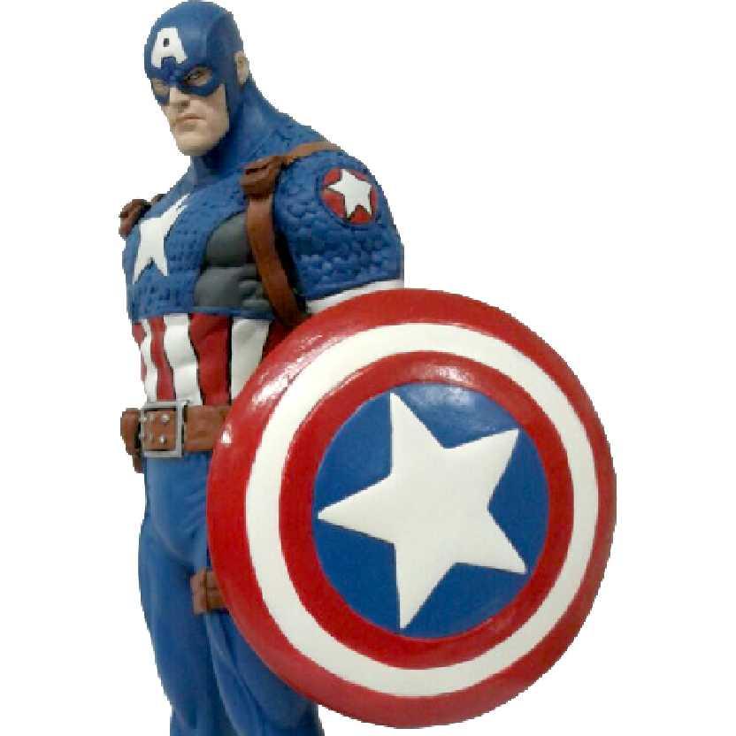 Diorama do Capitão América (Captain America Statue)