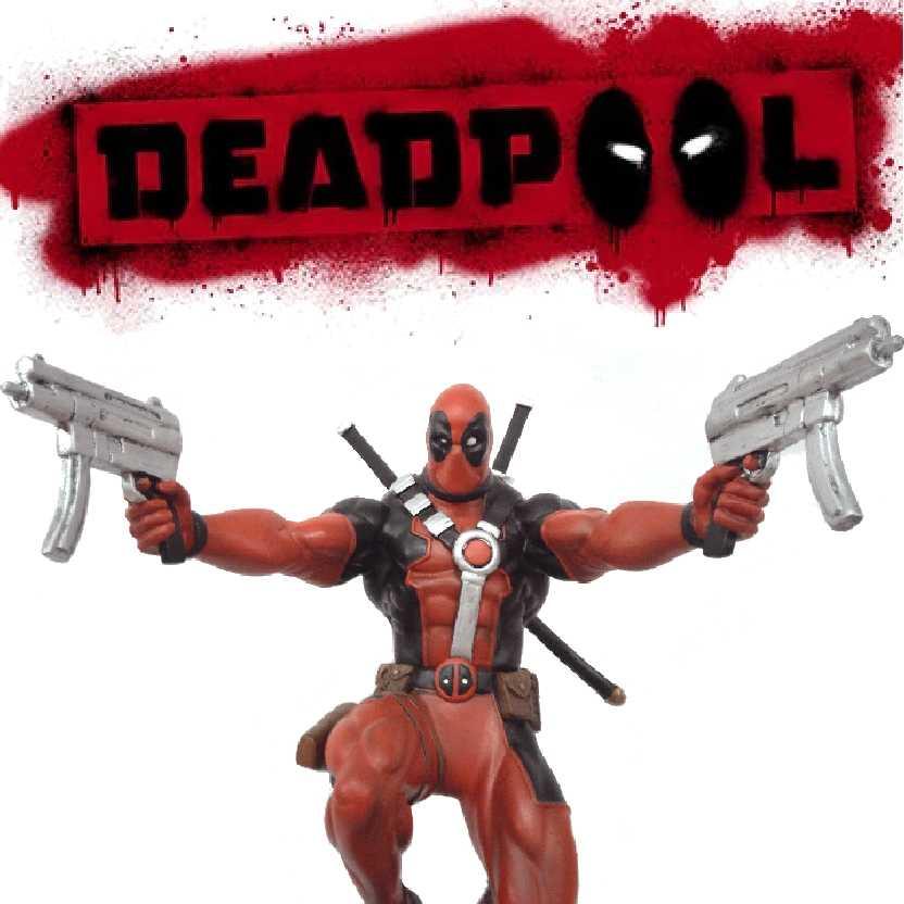Diorama do Deadpool