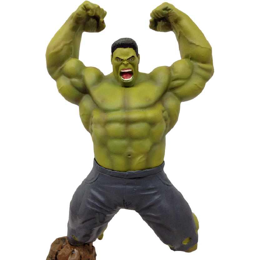 Diorama do Hulk