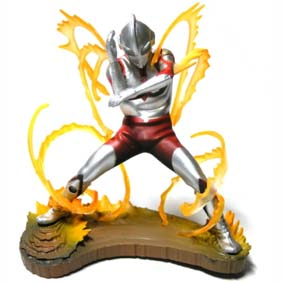 Diorama Monstro do Ultraman / Ultraman