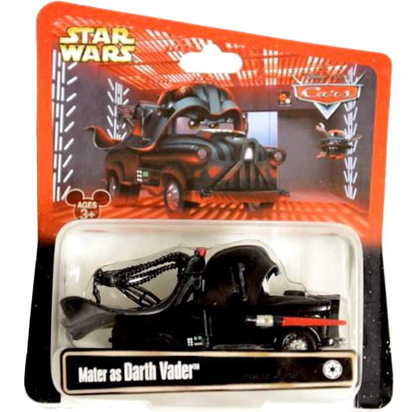 Disney Cars - Mater As Darth Vader Star Wars #38596 escala 1/55
