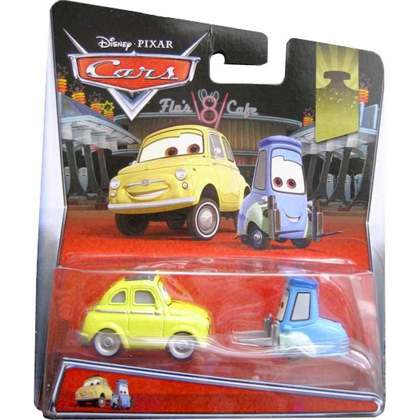 Disney Cars Pixar Radiator Springs - Luigi and Guido - 4/5-19