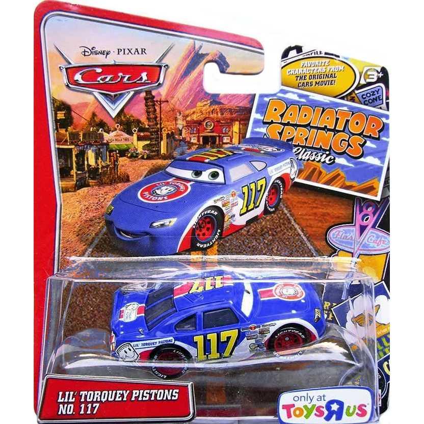 Disney Cars Radiator Springs Classic LIL Torquey Pistons número 117