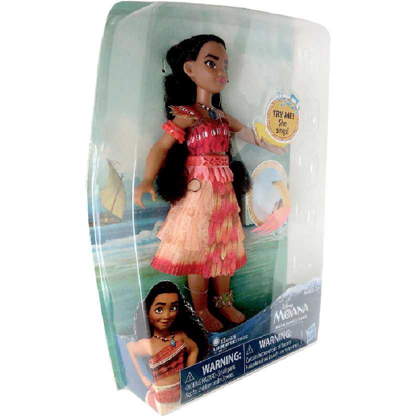 Disney Musical Moana of Oceania (canta e acende o colar)