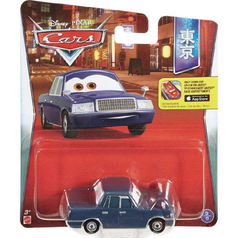 Disney Pixar Carros Jesse Haullander 5/9 Cars Mattel Toyota Century escala 1/55
