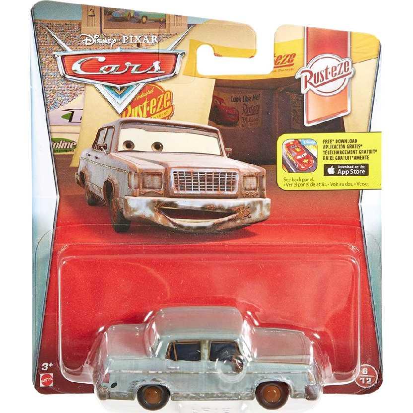 Disney Pixar Carros Michael Sparkber 6/12 FBH50 Cars Mattel escala 1/55