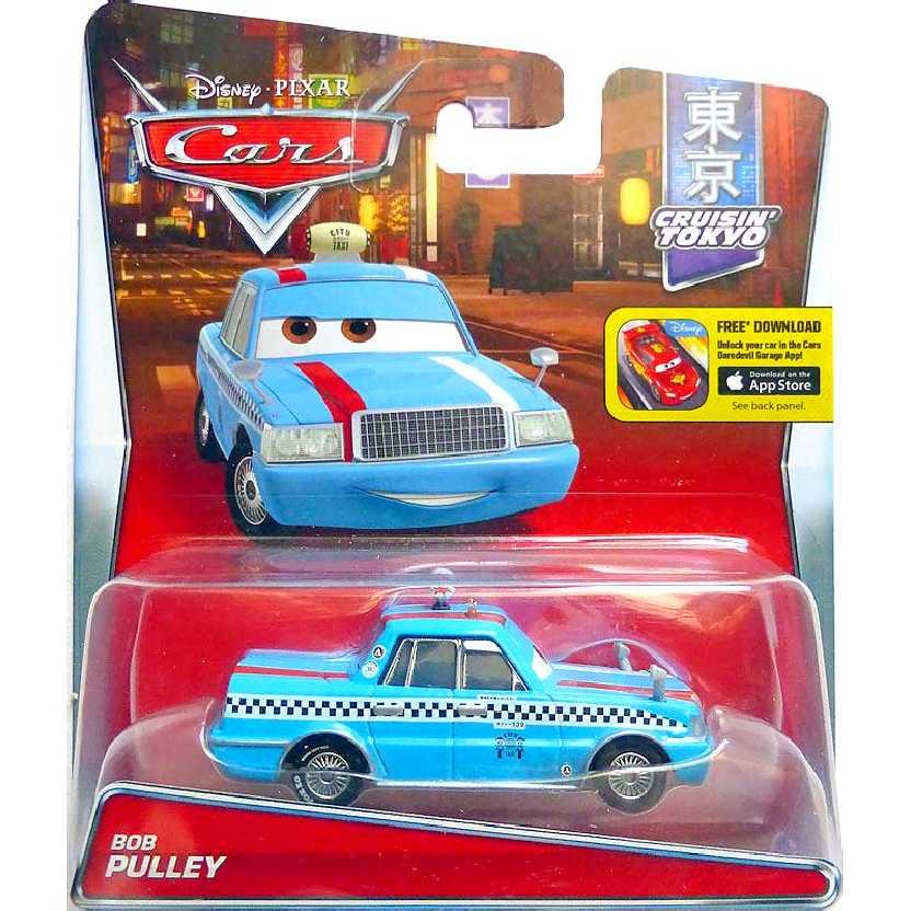 Disney Pixar Cars Bob Pulley Cruisin Tokyo 6/9 Carros da Mattel escala 1/55