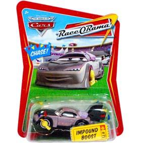 Disney Pixar Cars CHASE Impound Boost with Boot ( RARO ) #75