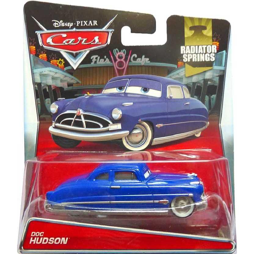 Disney Pixar Cars Doc Hudson Carros escala 1/55 Radiator Springs 11/19