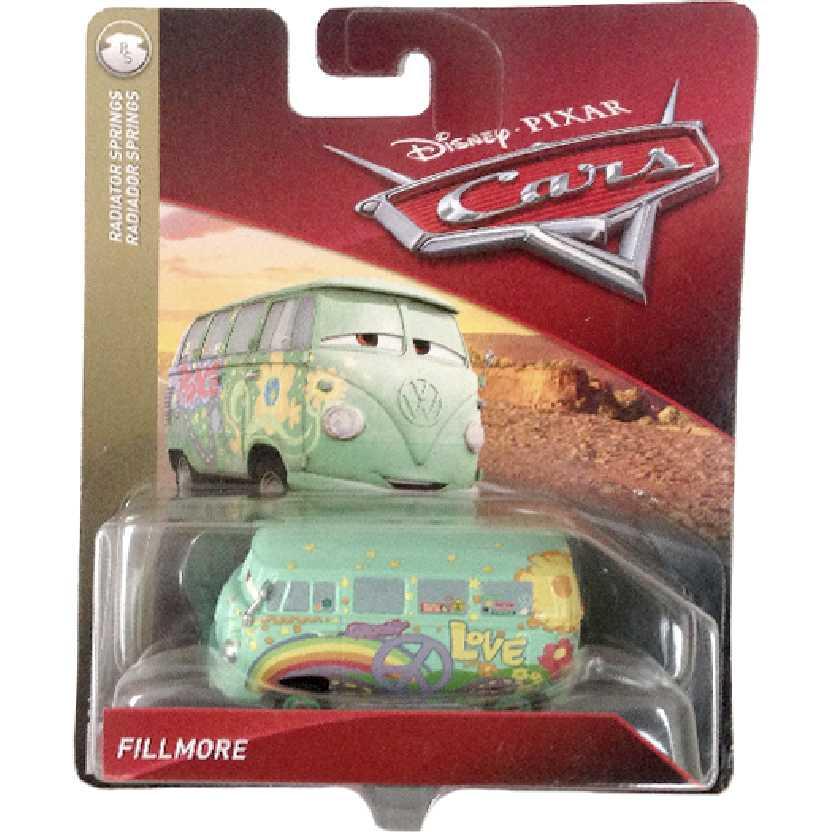 Disney Pixar Cars Fillmore FJH96 Carros escala 1/55 Radiator Springs