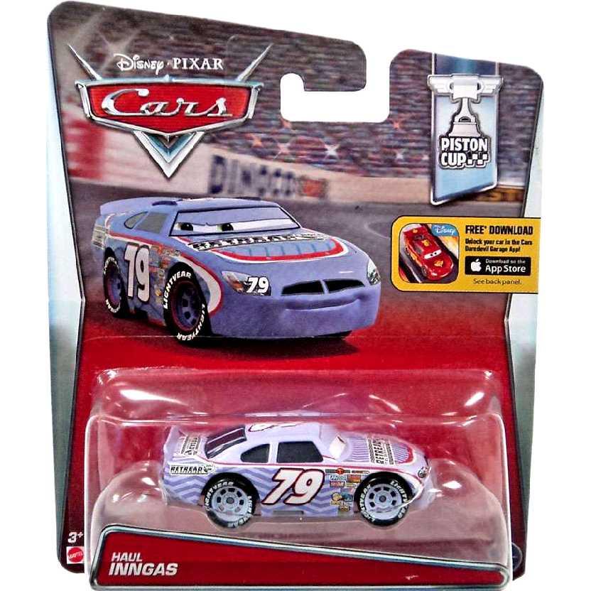 Disney Pixar Cars Haul Inngas #79 Carros escala 1/55 Piston Cup 7/14