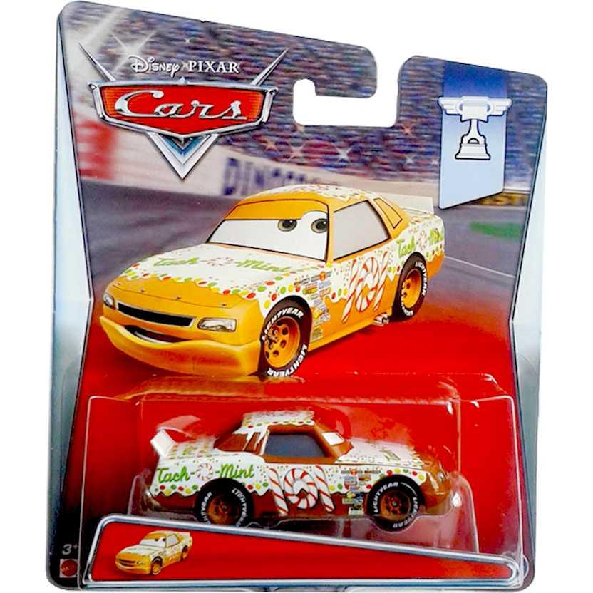 Disney Pixar Cars Piston Cup Greg Candyman número 101 9/18 Mattel escala 1/55