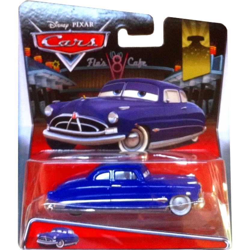 Disney Pixar Cars Radiator Springs 11/19 Doc Hudson Mattel Carros escala 1/55