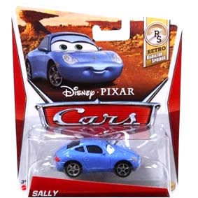 Disney Pixar Cars Retro RS Radiator Springs 1/8 Sally