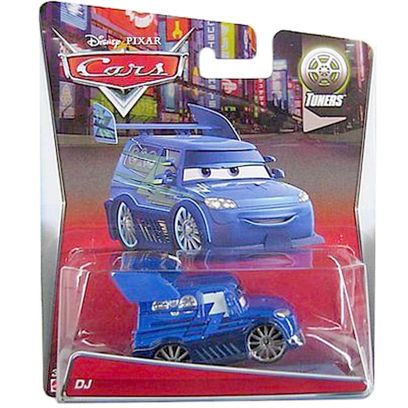 Disney Pixar Cars Tuners 5/8 DJ CJL95 escala 1/55