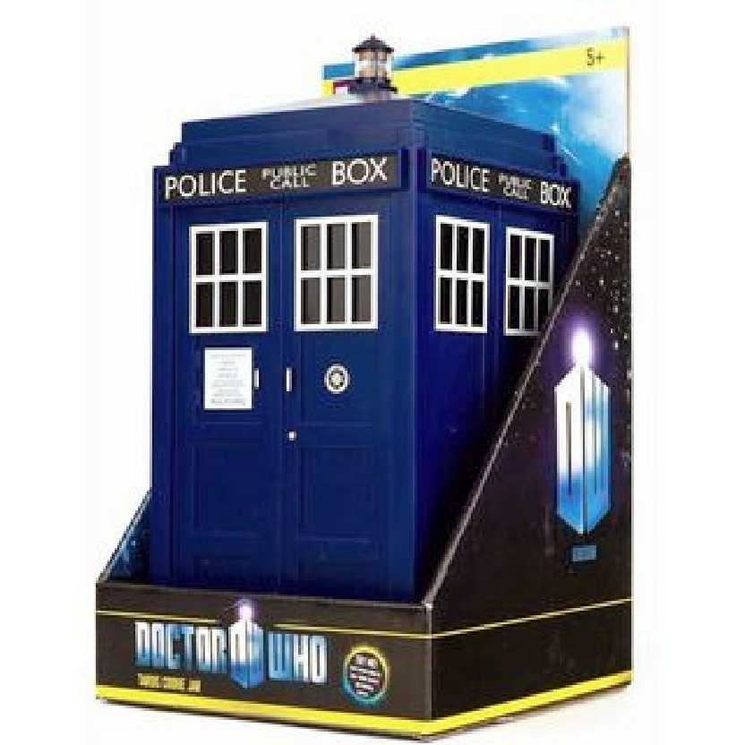 Doctor Who cabine telefônica da Polícia (TARDIS F/X Cookie Jar) comprar online no Brasil