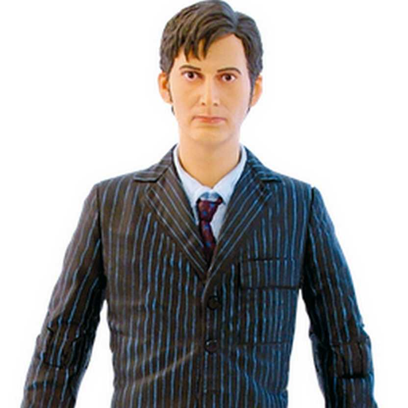 Doctor Who - Dr. David Tennant - 10th Doctor + Sonic Screwdriver Action Figure