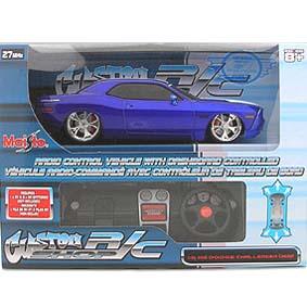 Dodge Challenger Concept R/C controle remoto