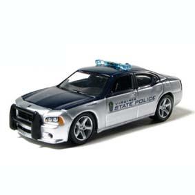 Dodge Challenger Virginia State Police (Greenlight 2008) Viatura da Polícia