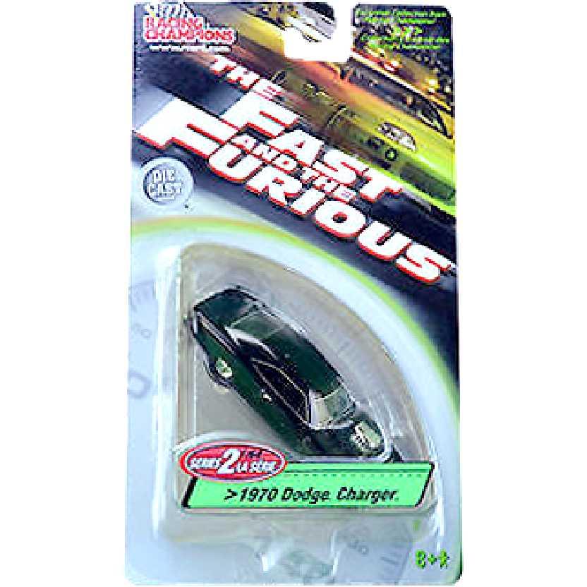 Dodge Charger (1970) filme Velozes e Furiosos carro do Dom Toretto (Vin Diesel) RARO