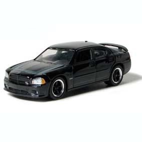 Dodge Charger Daytona R/T (2008) Black Bandit Greenlight 1/64 R3 27630