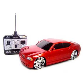 Dodge Charger R/T (2006) controle remoto