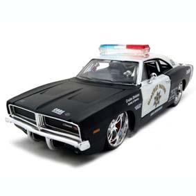 Dodge Charger R/T Hemi Highway Patrol (1969) Police
