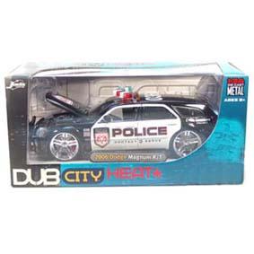 Dodge Magnum R/T Police (2006)