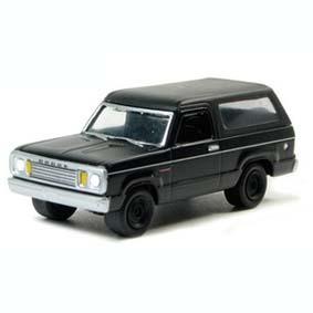 Dodge Ramcharger (1977) Black Bandit Greenlight 1/64 R3 27630