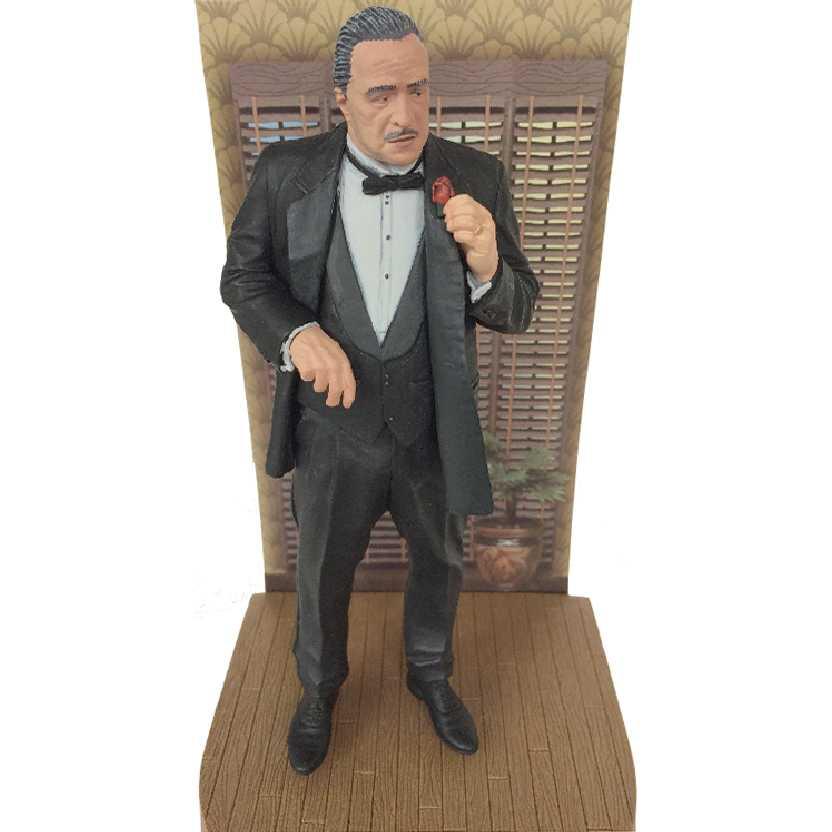 Don Vito Corleone (O Poderoso Chefão) The Godfather McFarlane Action Figure (aberto)