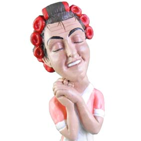 Dona Florinda ( Florinda Meza ) da Turma do Chaves