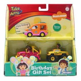 Dora e Diego Kit de aniversário
