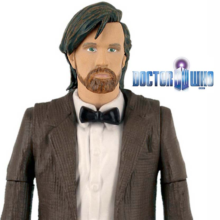 Dr Doctor Who Series 6 Action Figure The Eleventh Doctor with Beard