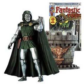 Dr. Doom - Dr. Destino M.L. 2 (aberto)