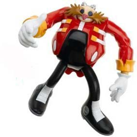 Dr. Eggman Sonic X (aberto)