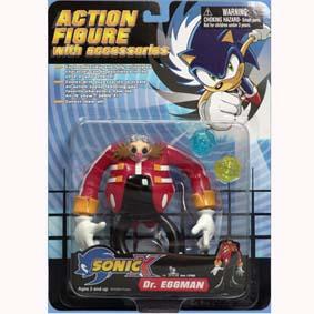 Dr. Eggman - Sonic X