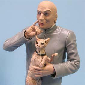 Dr. Evil do filme Austin Powers (aberto)