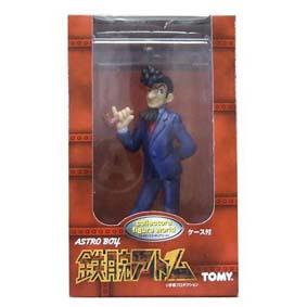 Dr. Tenma Astro Boy Modelo A09 com caixa de acrílico