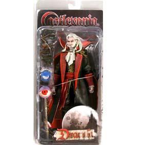 Dracula Castlevania (aberto)