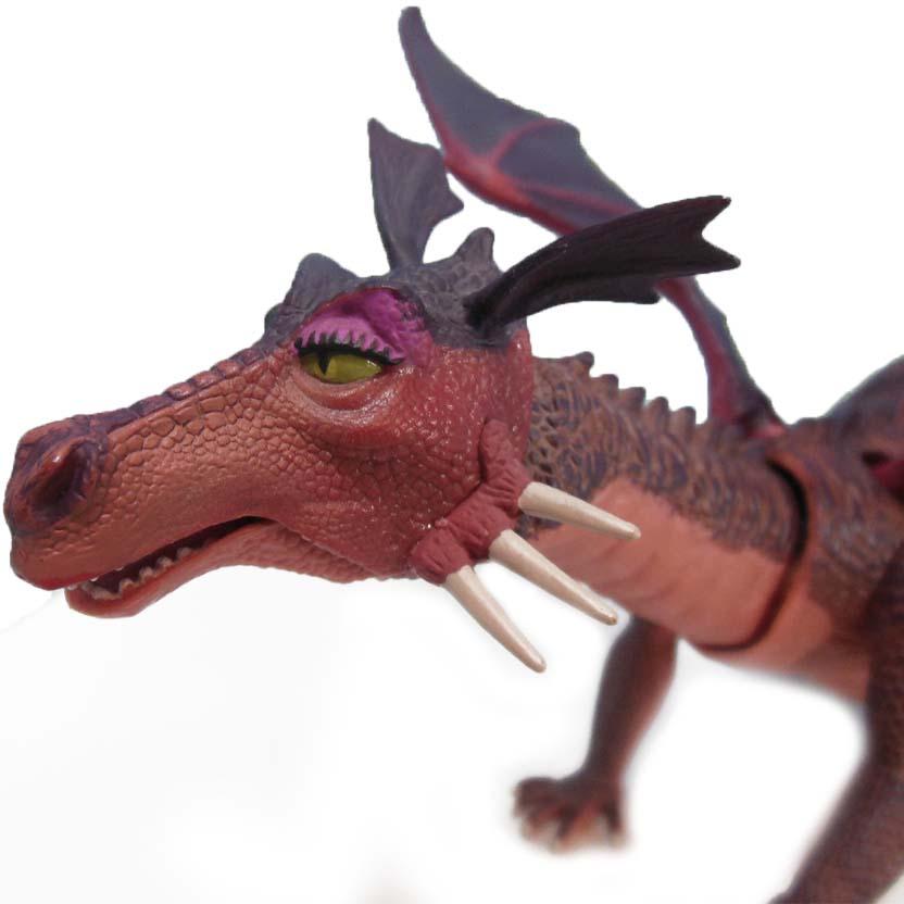 Dragon / Dragoa  (Shrek 2) Dronkey figure set