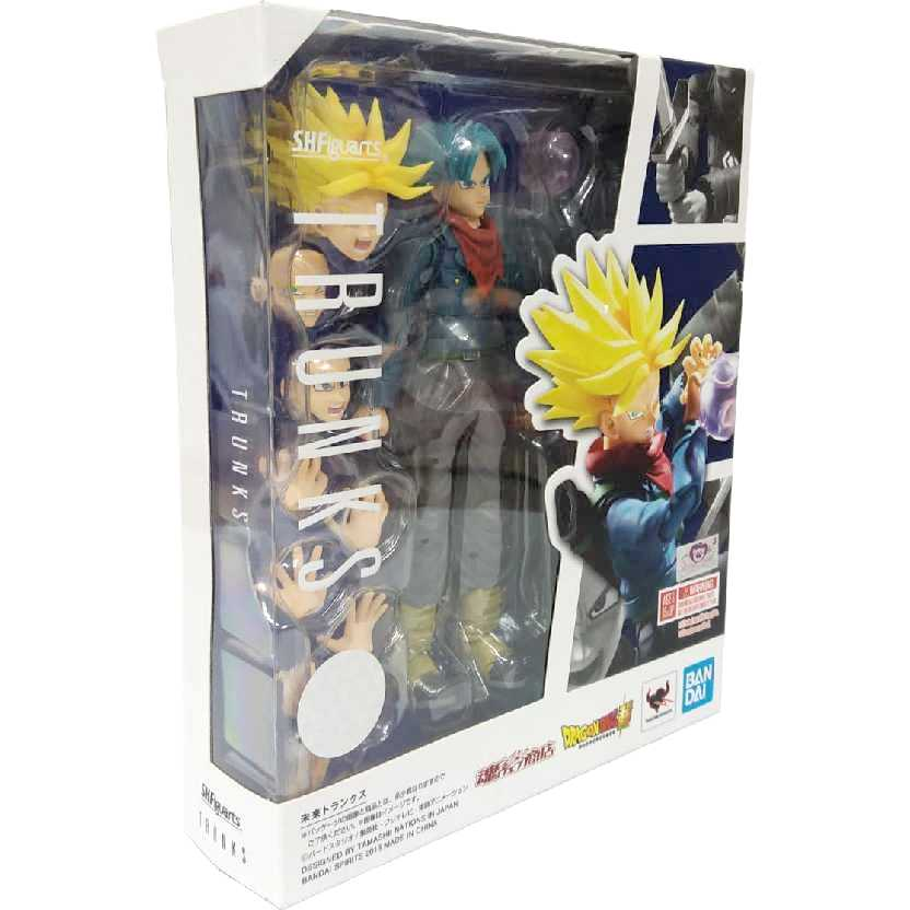 Dragon Ball Z Bandai S.H. Figuarts Future Trunks action figure