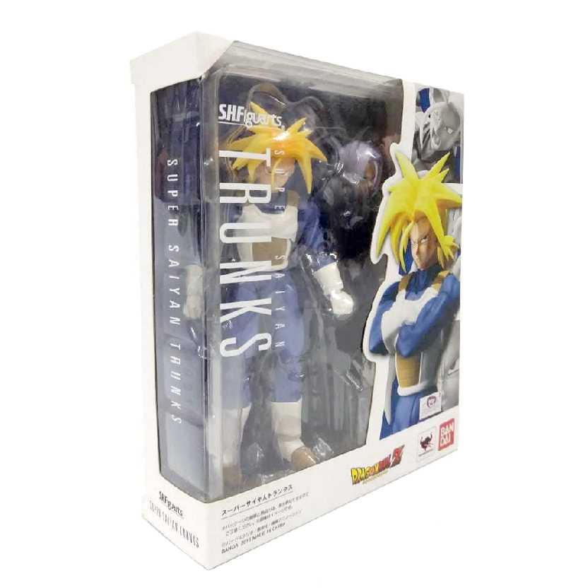 Dragon Ball Z Bandai S.H. Figuarts Super Saiyan Trunks ORIGINAL