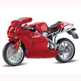 Ducati 999 S moto da maisto escala 1/18